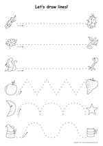 letter a worksheets for 3 year olds 3 to 4 year workbooks content 18285