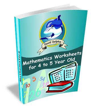 Preschool maths activities printable