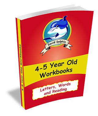 Preschool reading worksheets